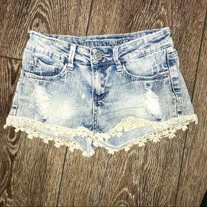Adorable Short Shorts